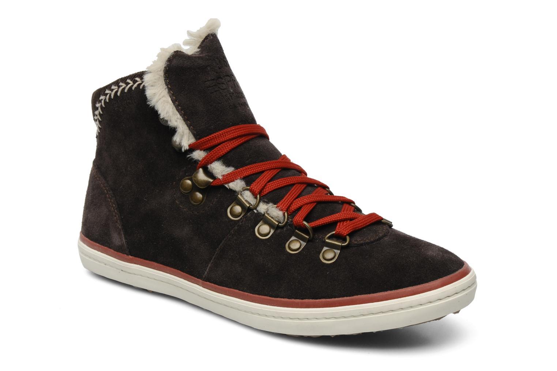 Sneakers Sarenza marrone Bootie Chez Matilda 110979 Lu Esprit 1xqFnIWAt