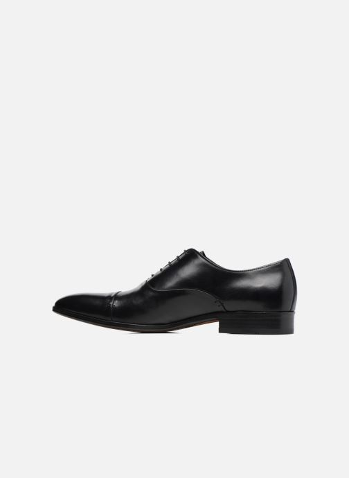 Lace-up shoes Brett & Sons Garry Black front view
