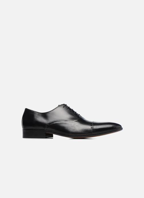 Zapatos con cordones Brett & Sons Garry Negro vistra trasera