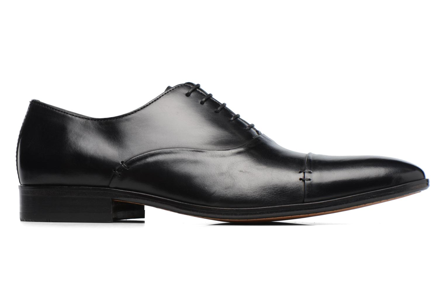 Lace-up shoes Brett & Sons Garry Black back view