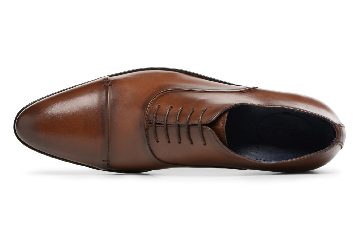 Lace-up shoes Brett & Sons Garry Brown view from the left