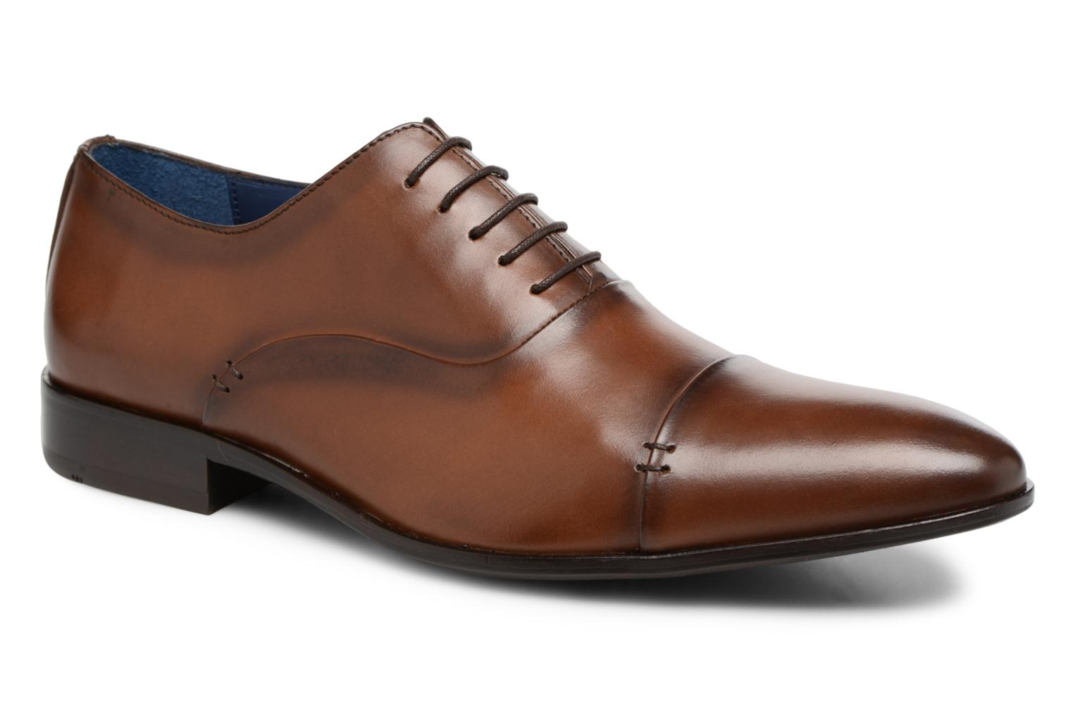 Lace-up shoes Brett & Sons Garry Brown detailed view/ Pair view
