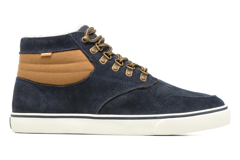 Chaussures de sport Element Topaz C3 Mid Bleu vue derrière