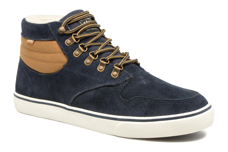 Chaussures de sport Element Topaz C3 Mid Bleu vue détail/paire