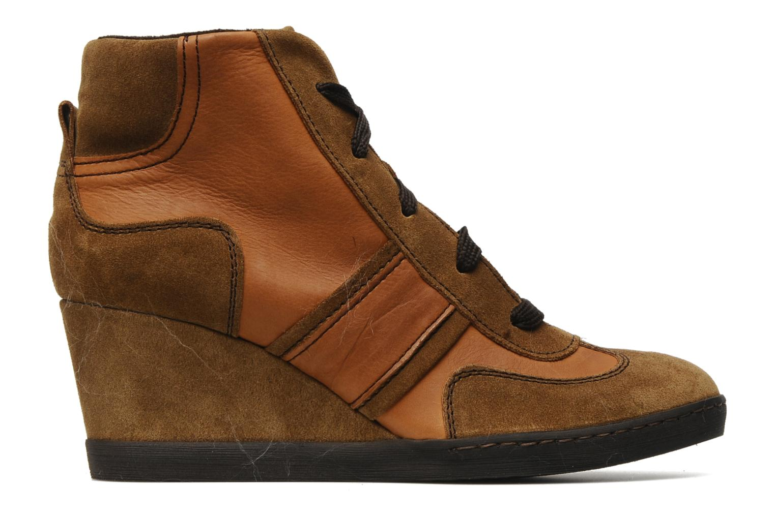 Trainers Khrio Luopa Brown back view