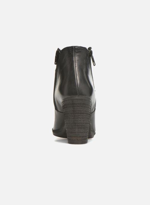 Bottines et boots Khrio Eva Noir vue droite