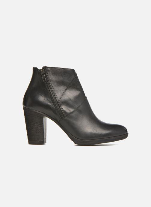 Bottines et boots Khrio Eva Noir vue derrière