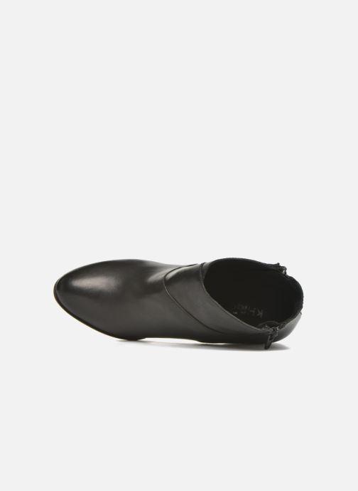 Bottines et boots Khrio Eva Noir vue gauche