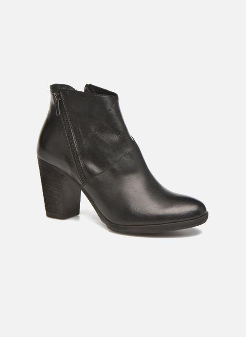 Bottines et boots Khrio Eva Noir vue détail/paire