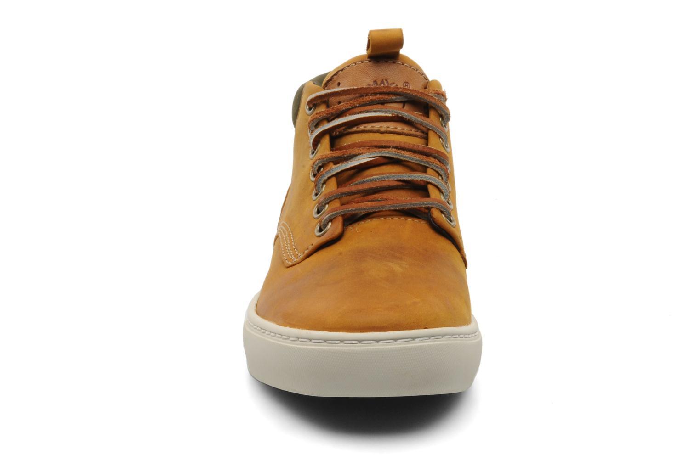 Baskets Timberland Earthkeepers 2.0 Cupsole Chukka Marron vue portées chaussures