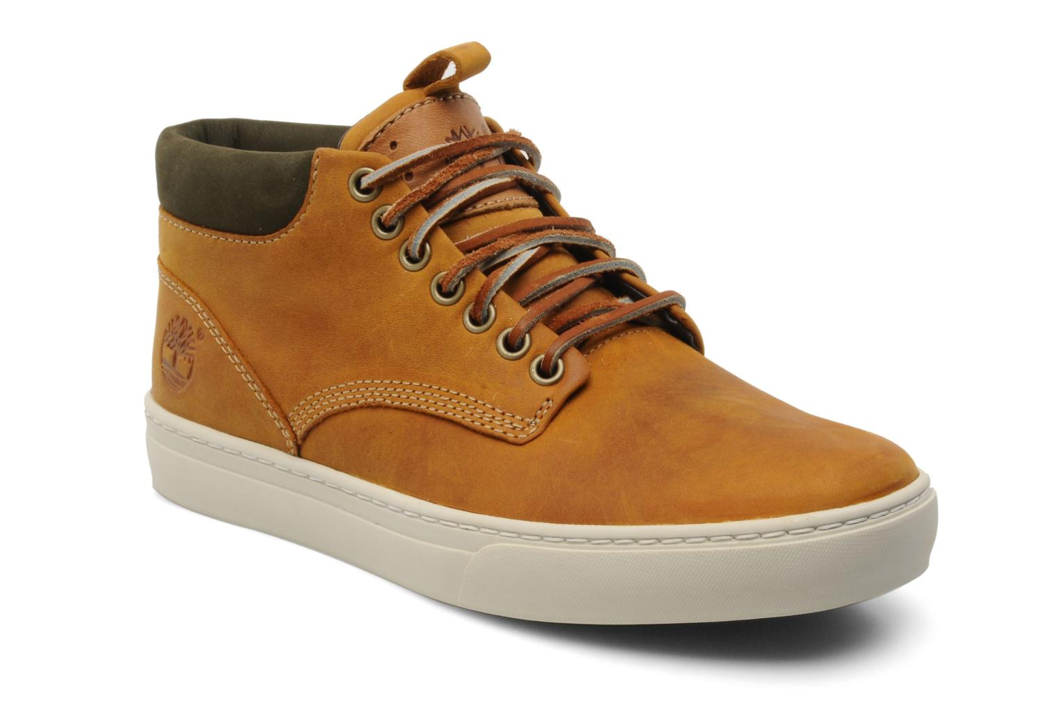 Baskets Timberland Earthkeepers 2.0 Cupsole Chukka Marron vue détail/paire