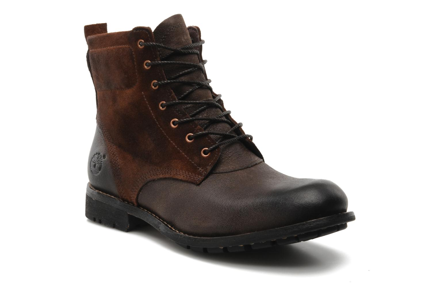 Earthkeepers City 6 in Premium Timberland Side ZipMarron BCodxe