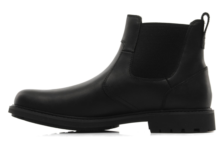 Bottines et boots Timberland Earthkeepers Stormbucks Chelsea Noir vue face