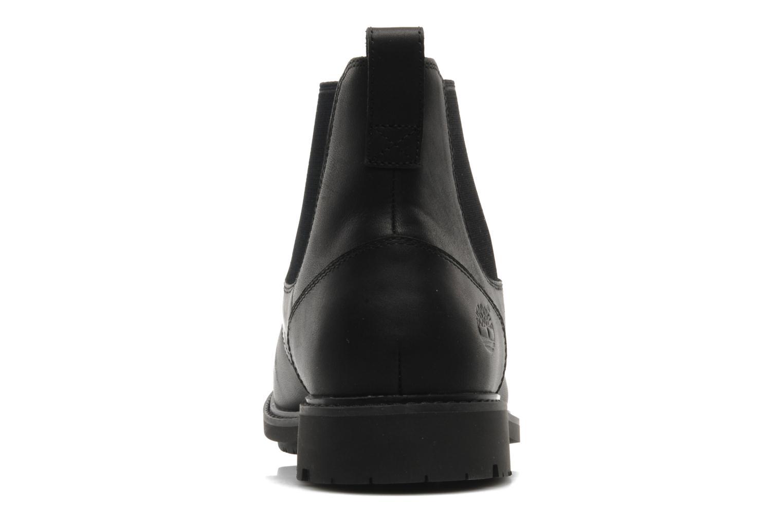 Bottines et boots Timberland Earthkeepers Stormbucks Chelsea Noir vue droite