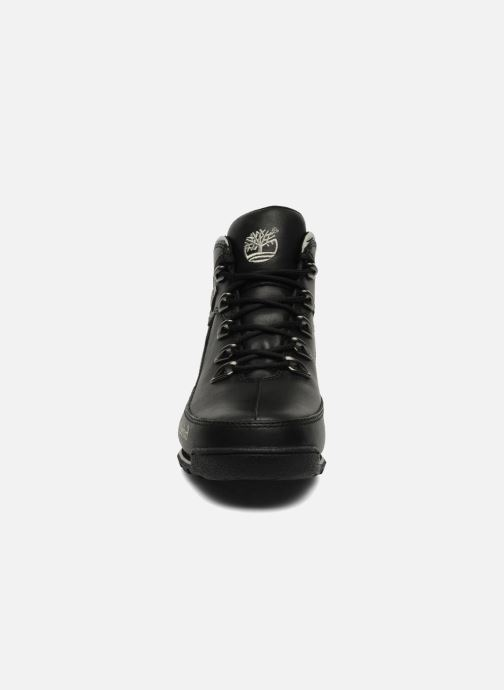 Leather Rock Hiker Timberland Euro Black gyYb7f6v