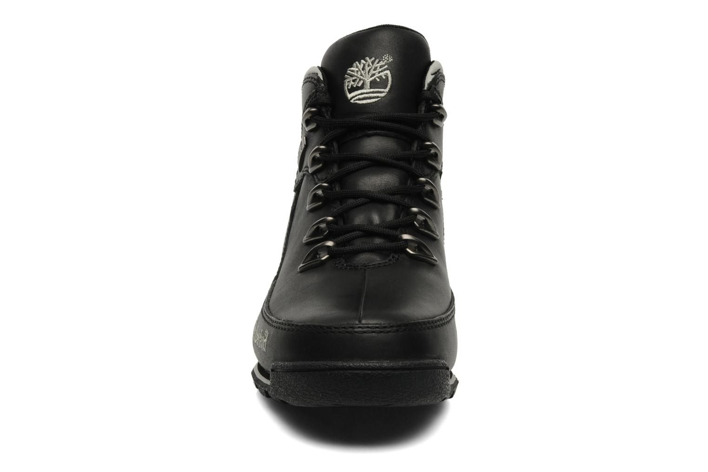 Baskets Timberland Euro Rock Hiker Noir vue portées chaussures