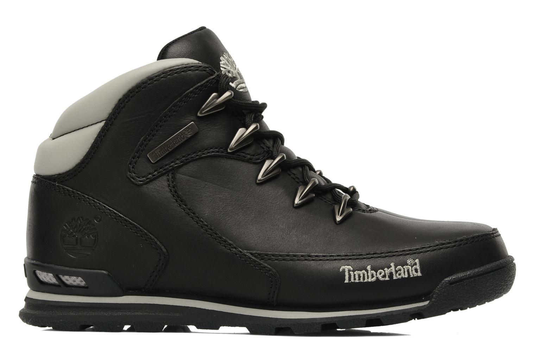 Sneaker Timberland Euro Rock Hiker schwarz ansicht von hinten