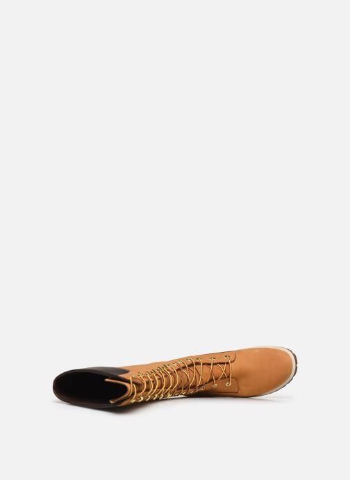 Stiefel Timberland Women's Premium 14 inch gelb ansicht von links