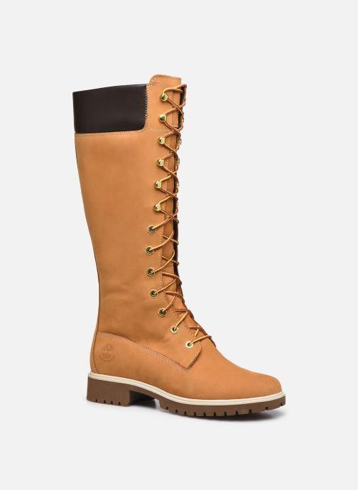 Boots & wellies Timberland Women's Premium 14 inch Yellow detailed view/ Pair view