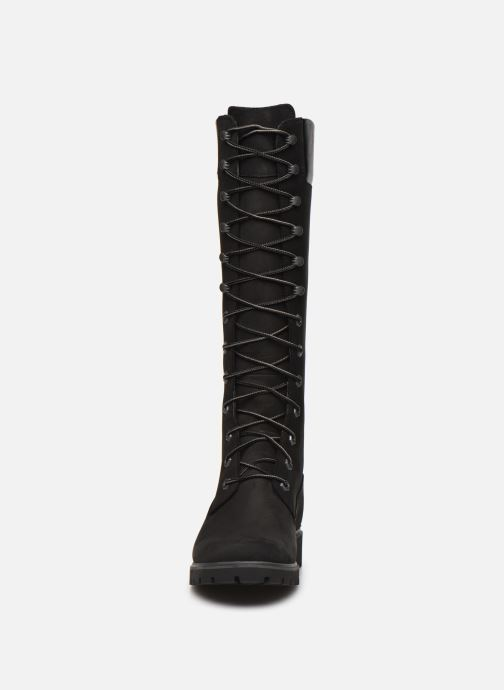 Botas Timberland Women's Premium 14 inch Negro vista del modelo