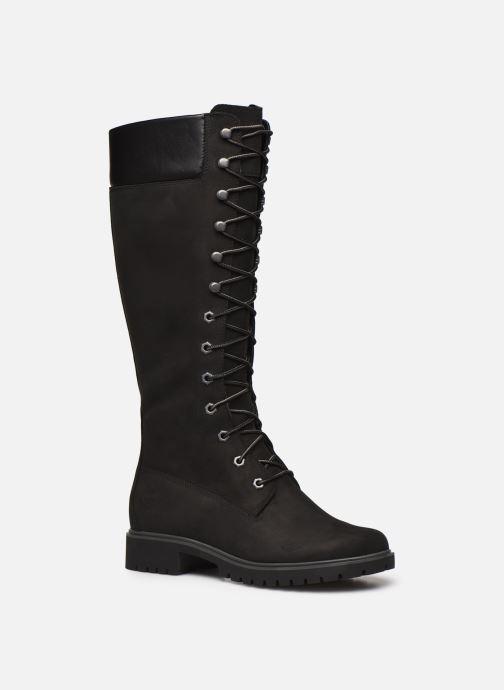 Botas Timberland Women's Premium 14 inch Negro vista de detalle / par