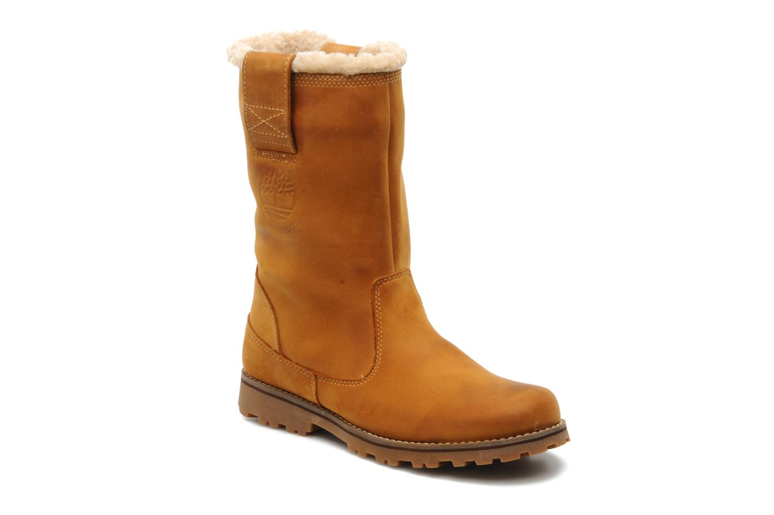 8 Boot ShearlingMarronBottes Timberland In WP On Pull with AL4j3Rq5