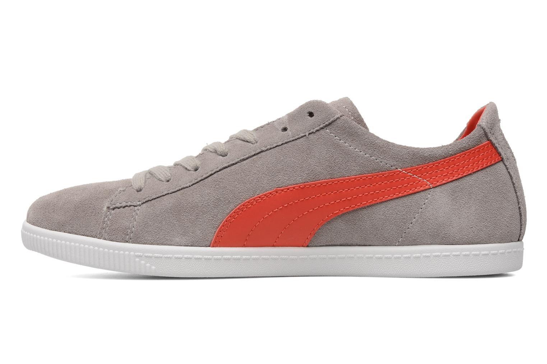Sneakers Puma Glyde Lo Wn's Grigio immagine frontale