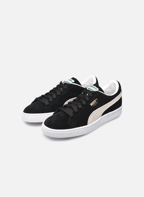 Sneakers Puma Suede classic eco W Nero immagine dal basso