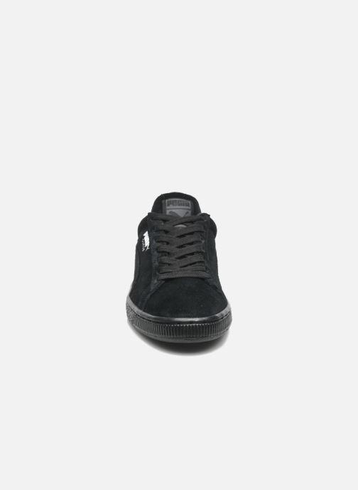 Sneakers Puma Suede classic eco W Nero modello indossato