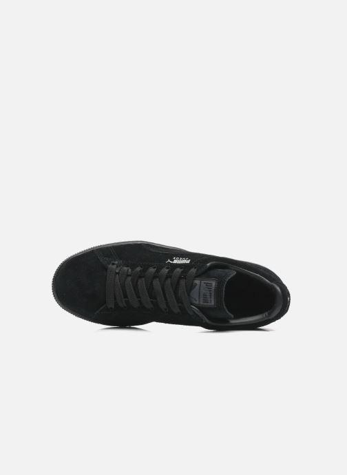 Baskets Puma Suede classic eco W Noir vue gauche