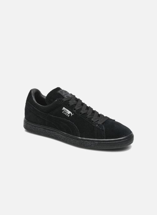 Sneakers Puma Suede classic eco W Sort detaljeret billede af skoene
