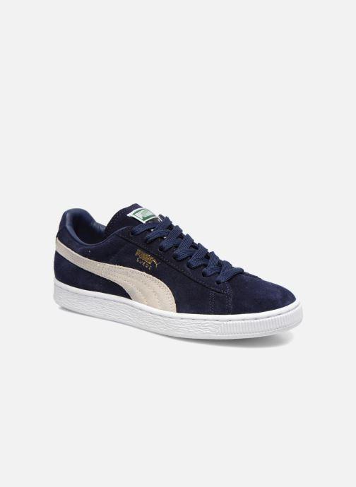 Sneaker Puma Suede classic eco W blau detaillierte ansicht/modell