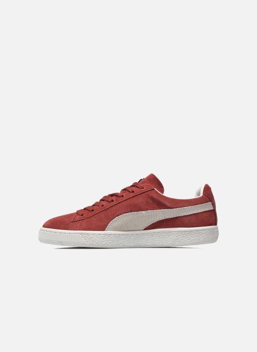Sneakers Puma Suede classic eco W Bordò immagine frontale