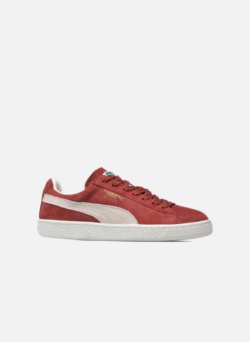 Sneakers Puma Suede classic eco W Bordò immagine posteriore