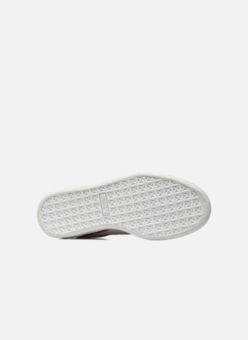 Sneakers Puma Suede classic eco W Bordò immagine dall'alto
