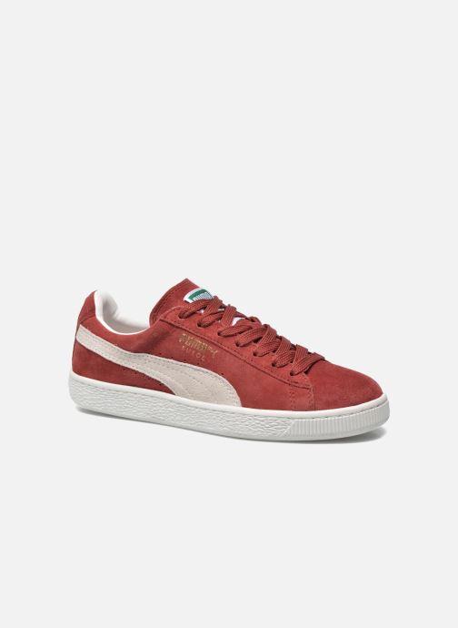 Sneakers Puma Suede classic eco W Bordò vedi dettaglio/paio