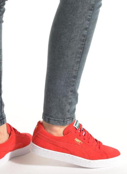 Sneakers Puma Suede classic eco W Blå se forneden