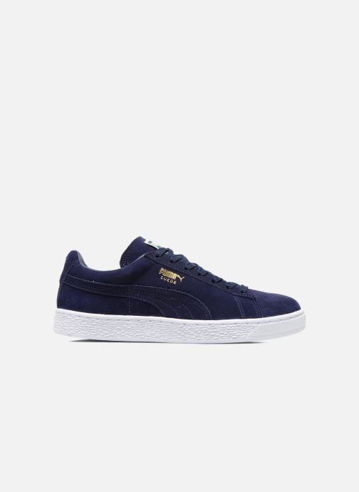 Sneakers Puma Suede classic eco W Blå se bagfra