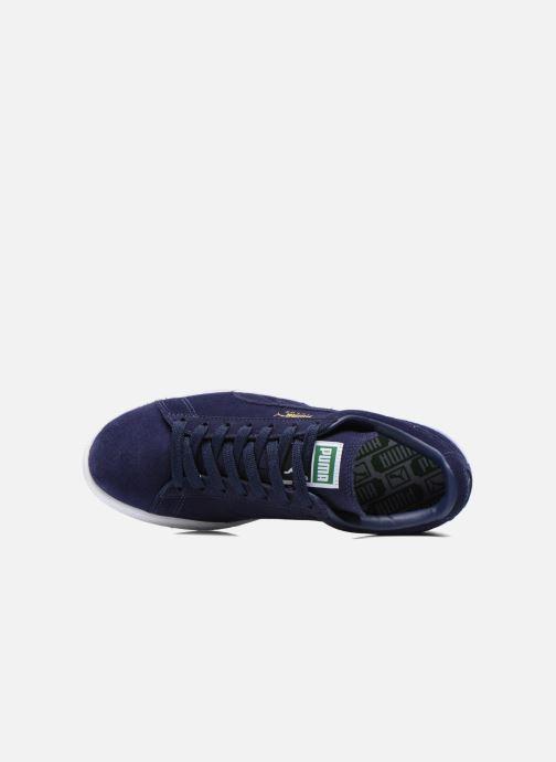 Sneakers Puma Suede classic eco W Blå se fra venstre