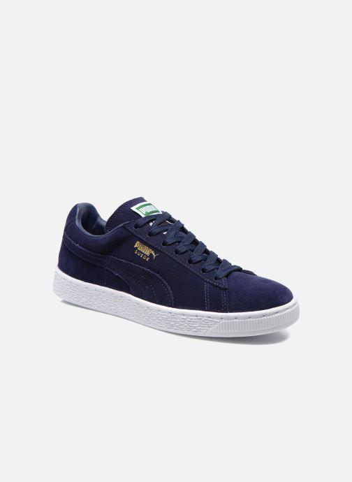 Sneakers Puma Suede classic eco W Blå detaljeret billede af skoene