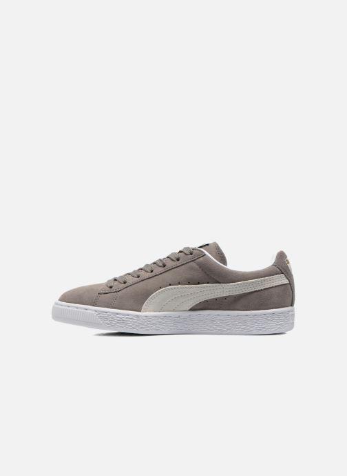 Sneakers Puma Suede classic eco W Grigio immagine frontale