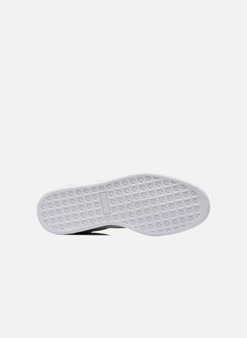 Sneaker Puma Suede classic eco W grau ansicht von oben
