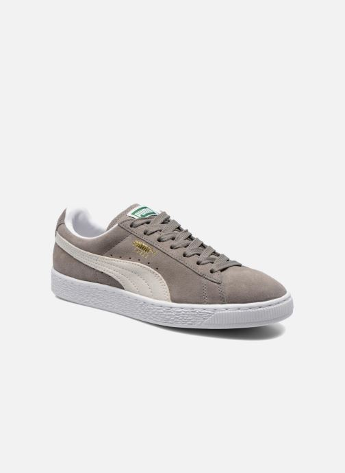 Sneaker Puma Suede classic eco W grau detaillierte ansicht/modell