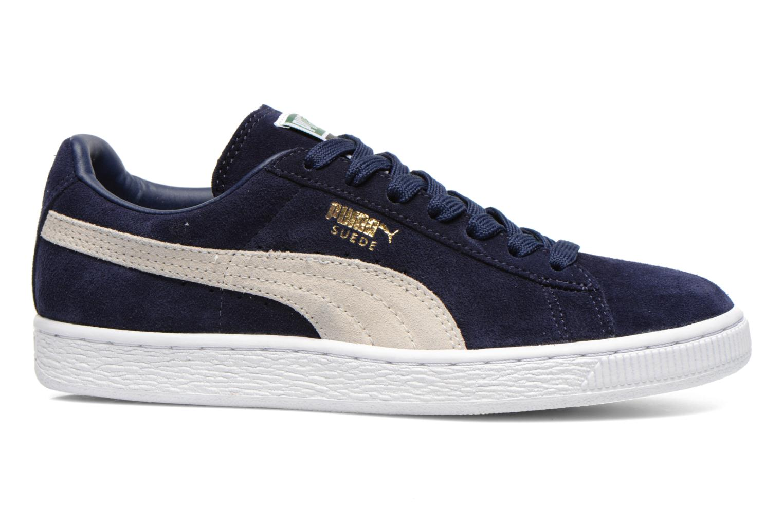 Sneakers Puma Suede classic eco W Azzurro immagine posteriore
