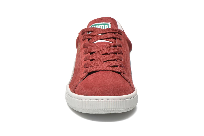 Sneakers Puma Suede classic eco W Bordeaux model