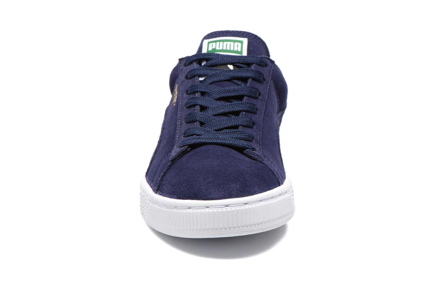 Sneakers Puma Suede classic eco W Blauw model