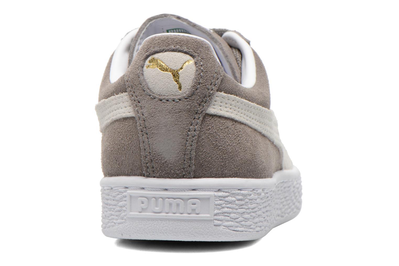 Sneakers Puma Suede classic eco W Grå Bild från höger sidan