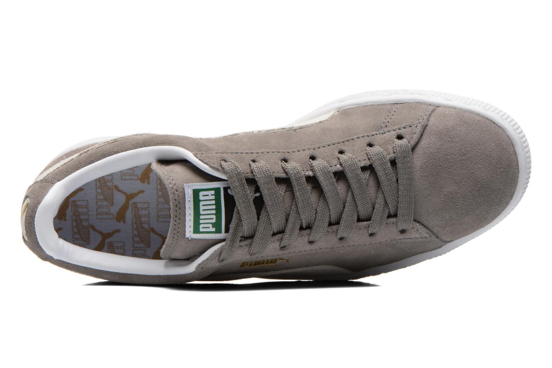Sneakers Puma Suede classic eco W Grijs links