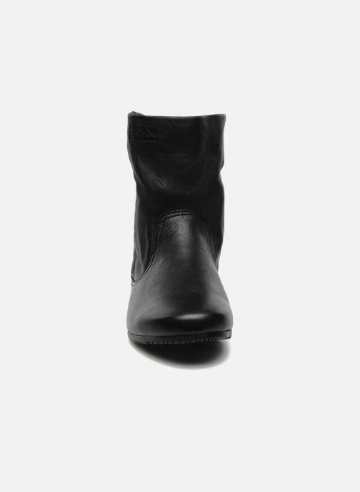 Bottines et boots P-L-D-M By Palladium Paige cash Noir vue portées chaussures