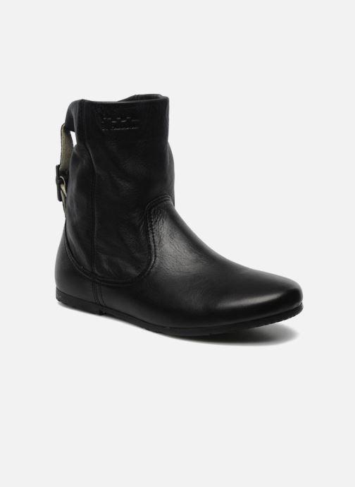 Bottines et boots P-L-D-M By Palladium Paige cash Noir vue détail/paire